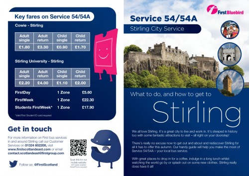 Rediscover Stirling